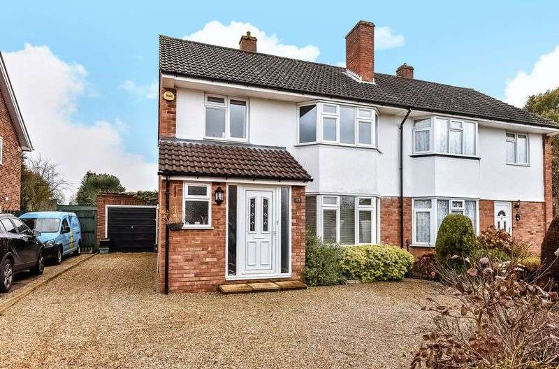 3 Bedrooms Semi Detached House for sale in Vine Road, Stoke Poges, Buckinghamshire SL2