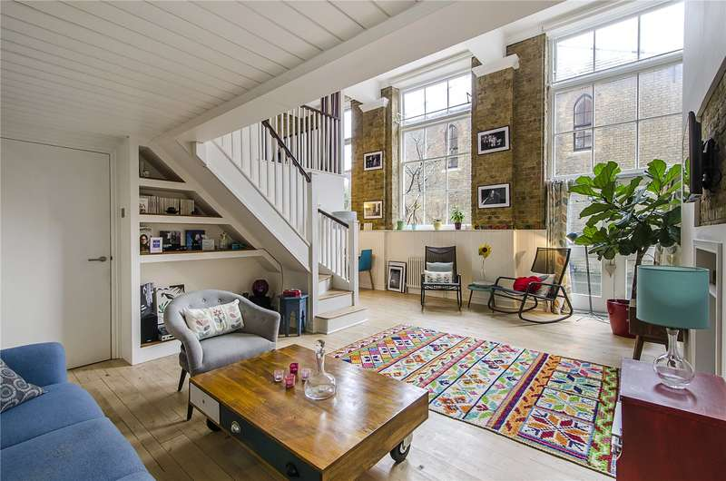 2 Bedrooms Flat for sale in Priory Grove School, London, SW8