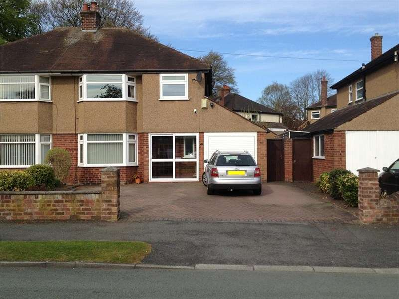 3 Bedrooms Semi Detached House for rent in Speedwell Close