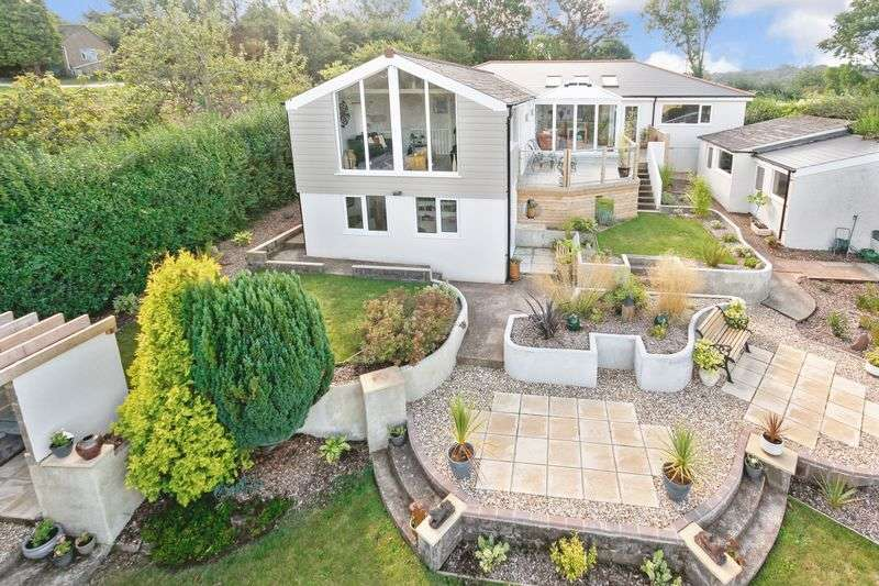 5 Bedrooms Detached Bungalow for sale in Gabwell Hill, Torquay