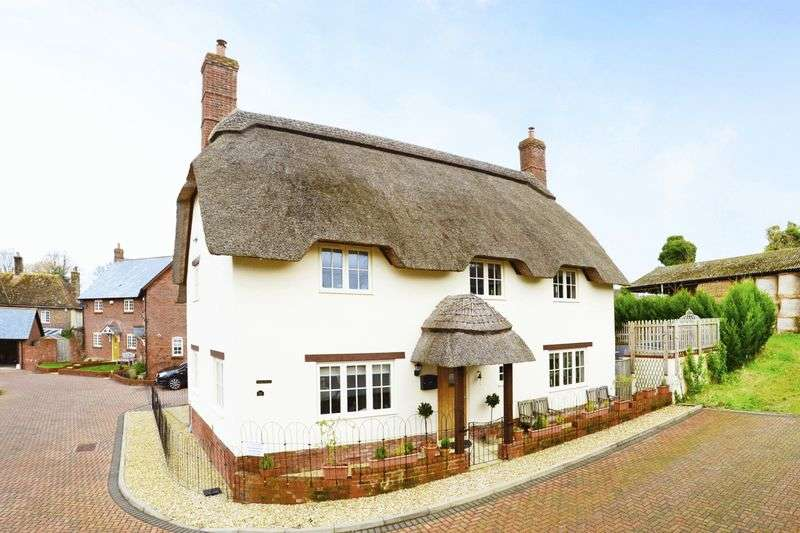 4 Bedrooms Detached House for sale in Milborne St. Andrew, Blandford Forum, DT11