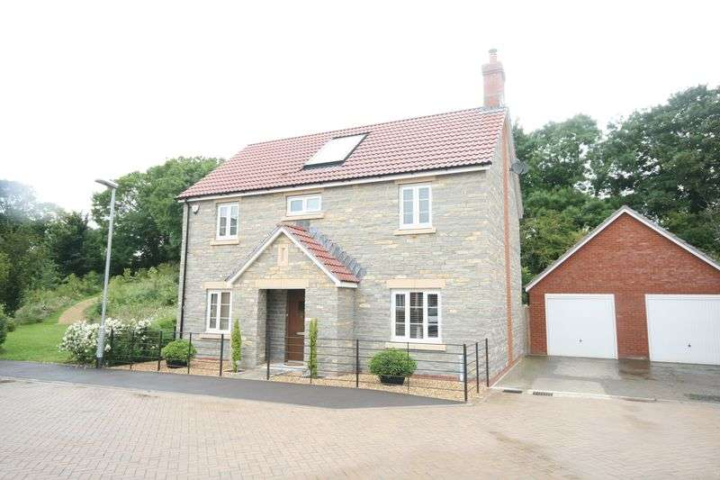 4 Bedrooms Detached House for sale in Shaw's Orchard, Bridgwater