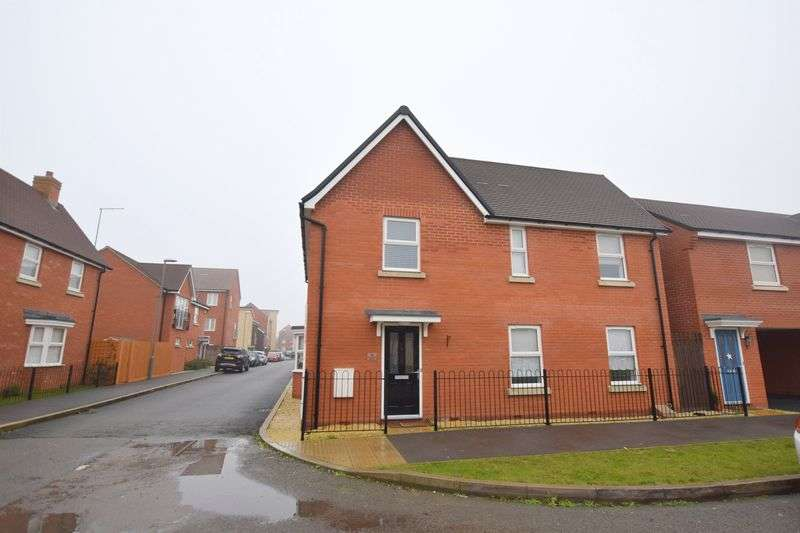 3 Bedrooms House for sale in John Fitzjohn Avenue, Aylesbury