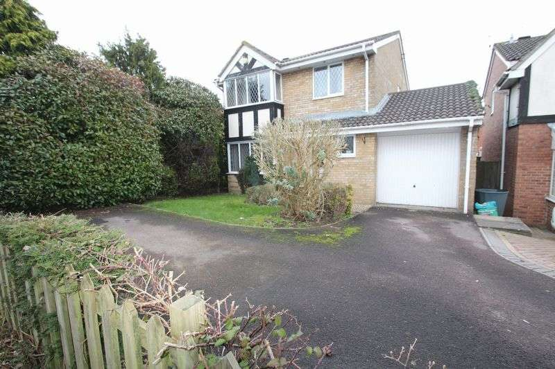 4 Bedrooms Detached House for sale in Ellan Hay Road, Bradley Stoke