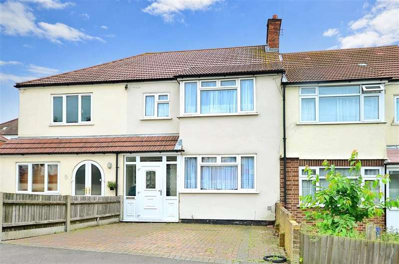 3 Bedrooms Terraced House for sale in Clensham Lane, Sutton, Surrey