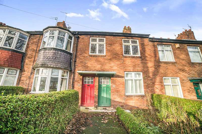 3 Bedrooms Flat for sale in Verne Road, North Shields, NE29