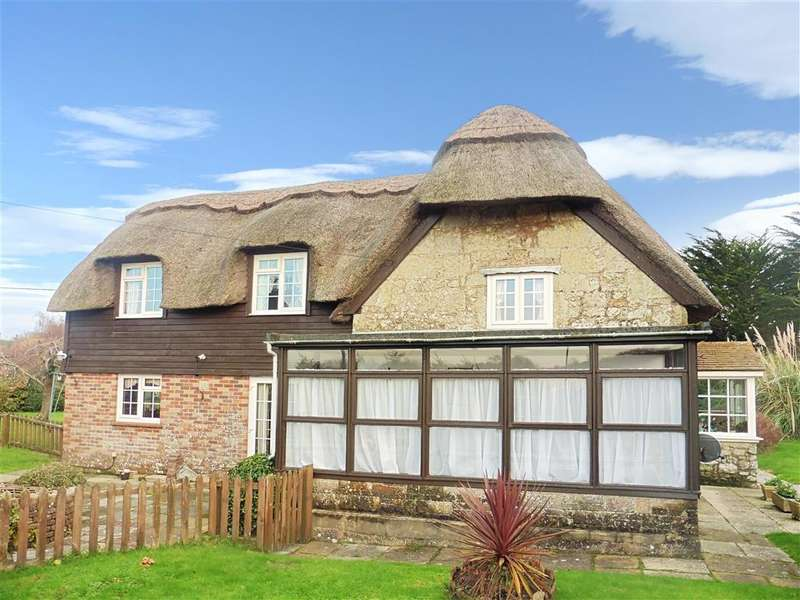4 Bedrooms Detached House for sale in Canteen Road, Ventnor, Isle of Wight