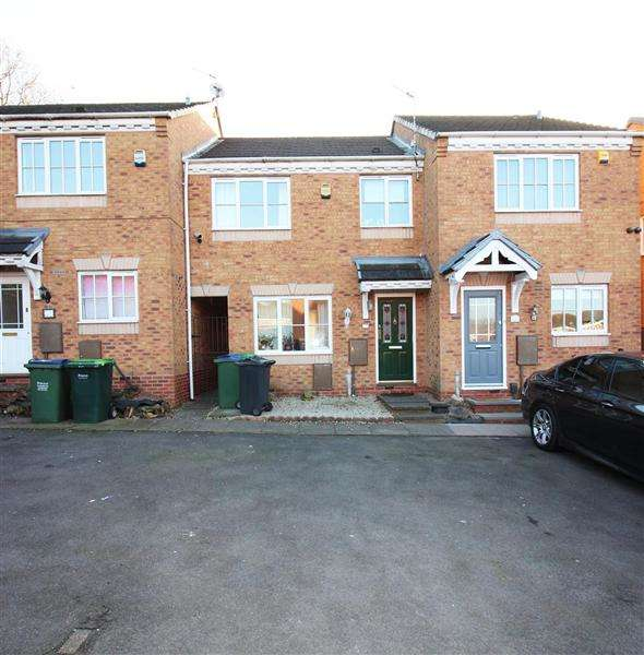 3 Bedrooms Terraced House for sale in Delamere Drive, Walsall