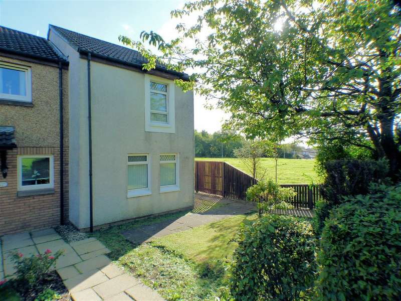 2 Bedrooms Terraced House for sale in Leven Way, Gardenhall, EAST KILBRIDE