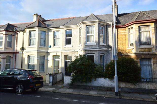 4 Bedrooms Terraced House for sale in Grenville Road, Plymouth, Devon