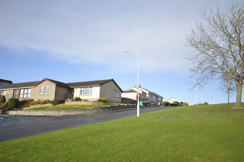 2 Bedrooms Detached Bungalow for sale in Mellerstain Road, Kirkcaldy, KY2