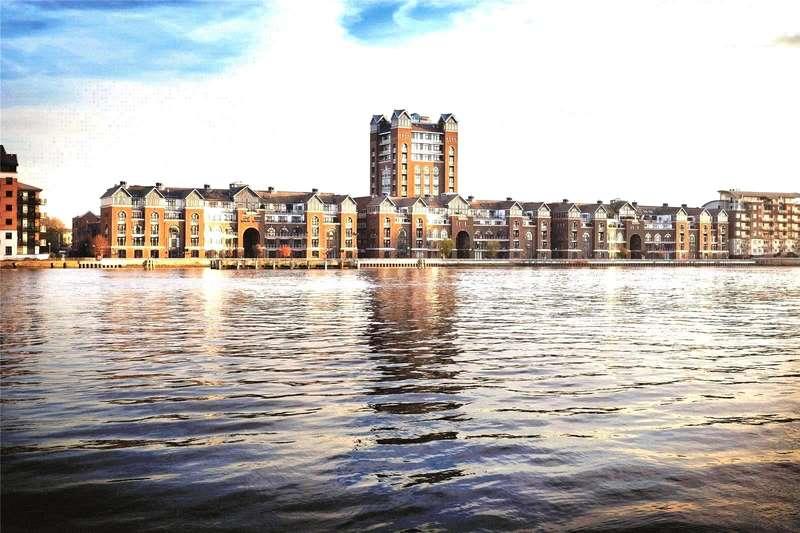 2 Bedrooms Flat for sale in Ivory & Calico Riverside, Battersea, London, SW11