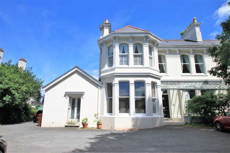 2 Bedrooms Ground Flat for sale in Mannamead, Plymouth