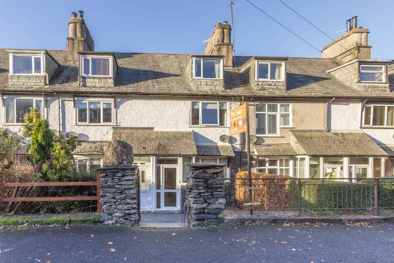 3 Bedrooms Terraced House for sale in 40 Oakthwaite Road, Windermere