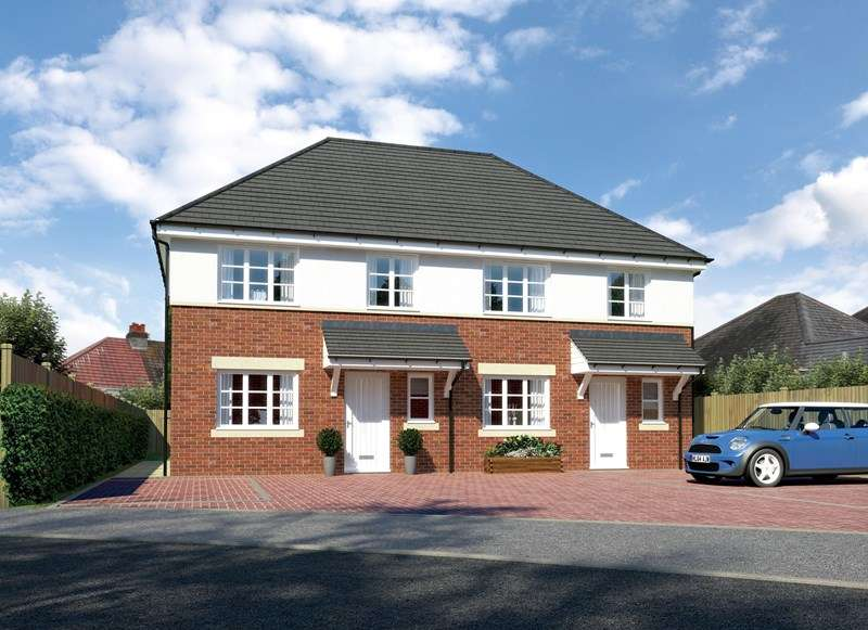 3 Bedrooms Semi Detached House for sale in Harford Road, Poole