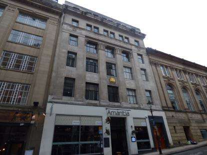 1 Bedroom Flat for sale in Sun House, 9 Bennetts Hill, Birmingham, West Midlands