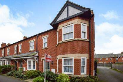 3 Bedrooms End Of Terrace House for sale in Church Street, Wolverton, Milton Keynes, Buckinghamshire