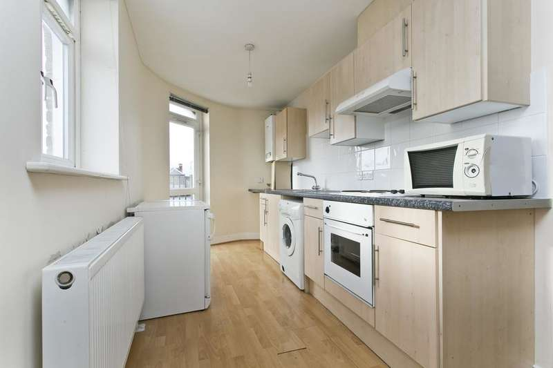 2 Bedrooms Flat for sale in Ridley Road, London E8