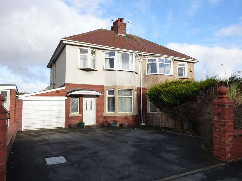 3 Bedrooms Semi Detached House for sale in Ripon Road, Ansdell, Lytham St Annes