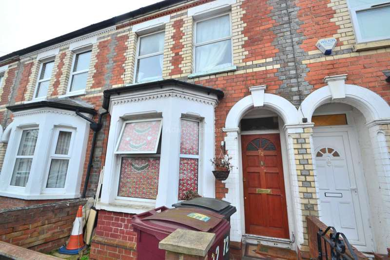 3 Bedrooms Terraced House for rent in Grange Avenue, Reading