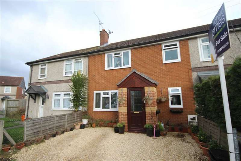 3 Bedrooms Property for sale in Hunsdon Close, Walcot, Swindon