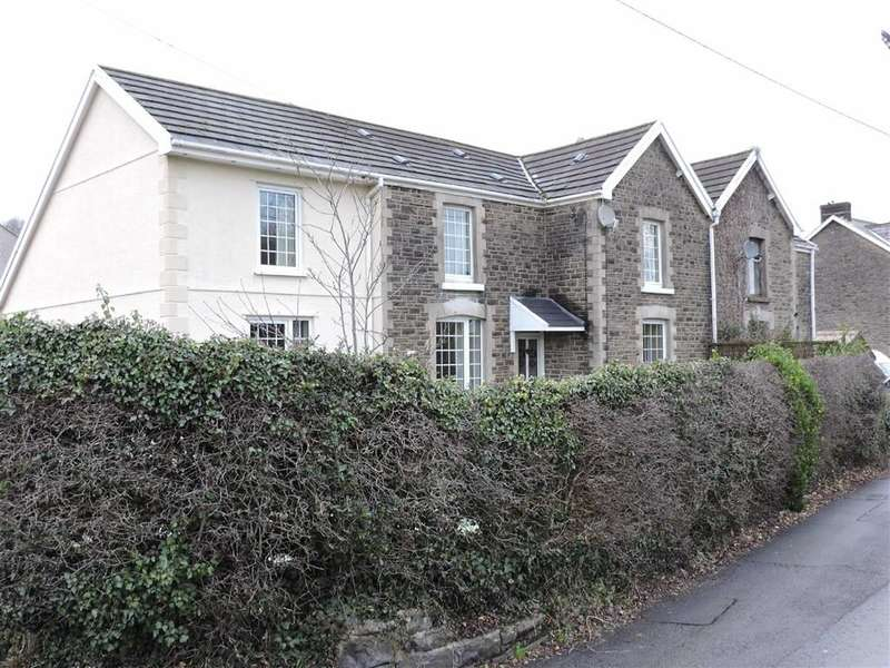 4 Bedrooms Property for sale in Arthur Terrace, Pontardawe