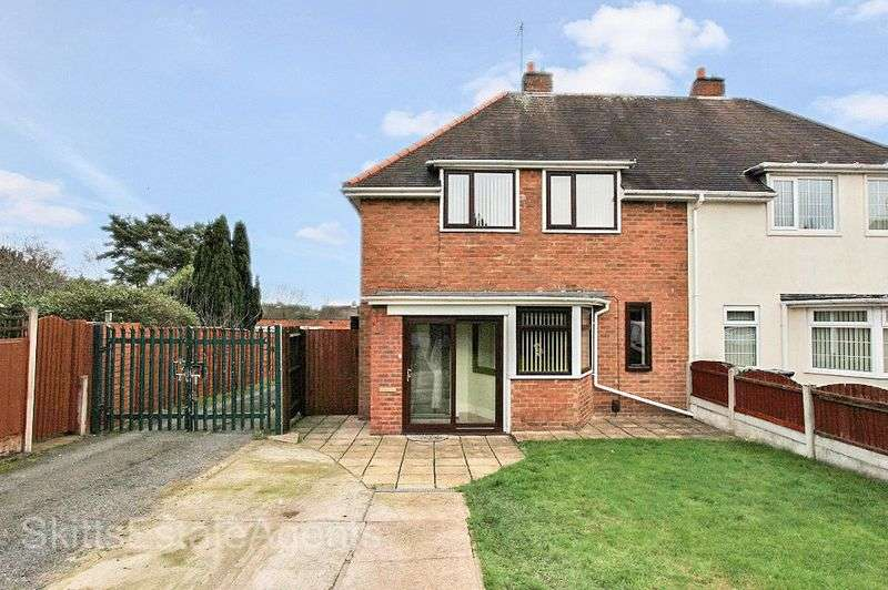 3 Bedrooms Semi Detached House for sale in Abbotts Street,Bloxwich Walsall