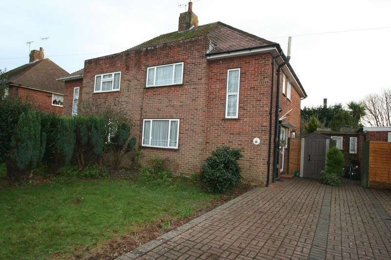 3 Bedrooms Semi Detached House for sale in Chesterfield Road, Worthing