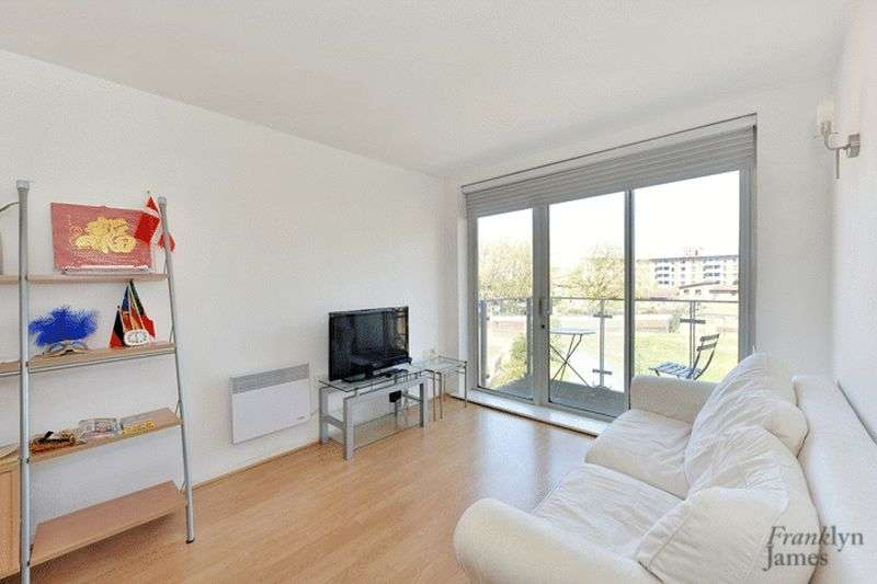 1 Bedroom Flat for sale in Ionian Building, Limehouse, E14