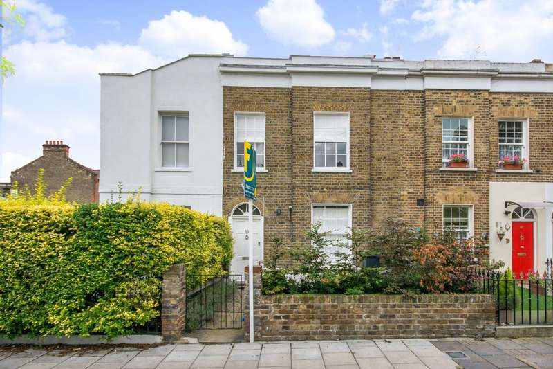 2 Bedrooms Flat for sale in Clapham Manor Street, Clapham Old Town, SW4