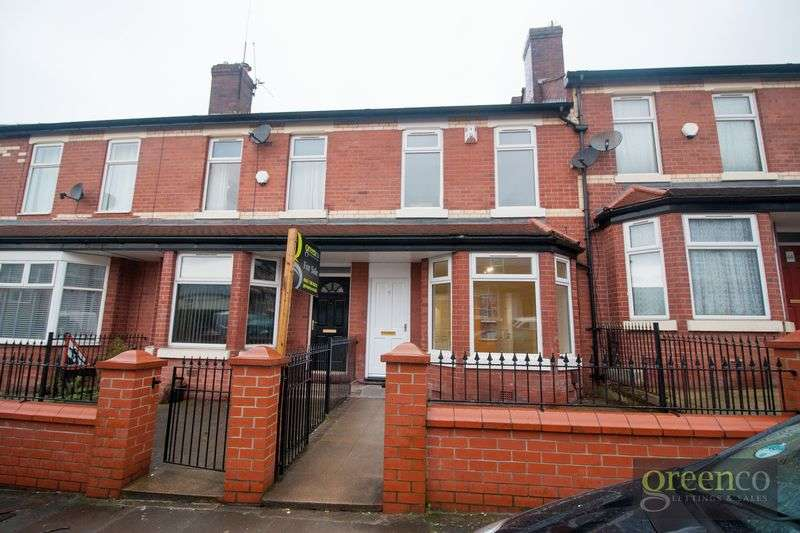 4 Bedrooms Terraced House for sale in Manley Street, Salford