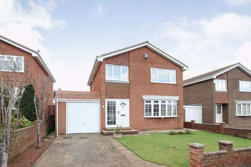 3 Bedrooms Detached House for sale in Woodbrook Close, Redcar