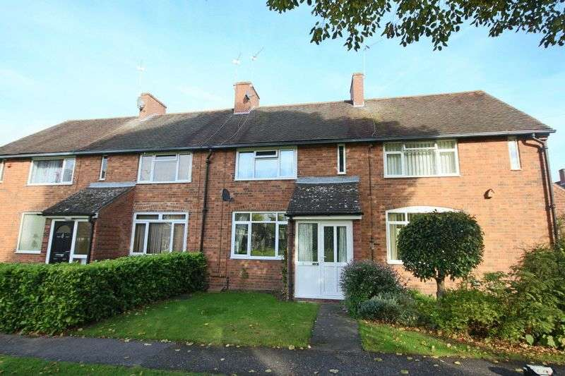 2 Bedrooms Terraced House for sale in Riverside Drive, Tern Hill, Market Drayton