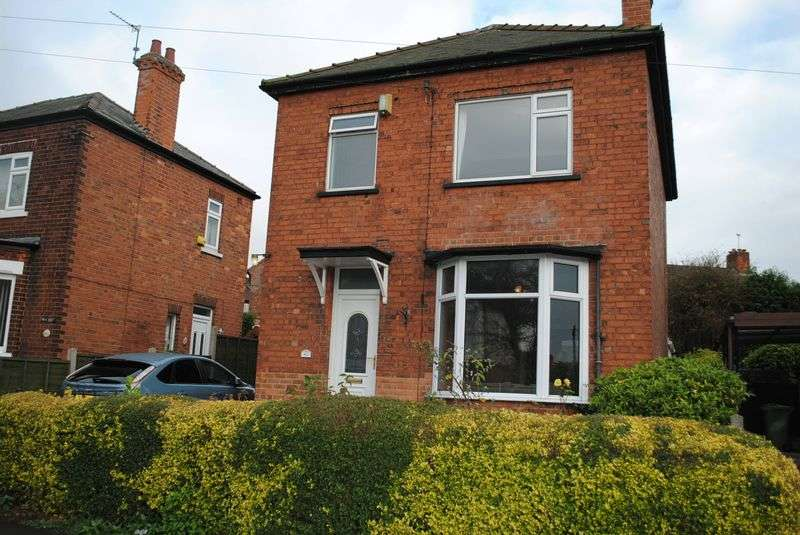 3 Bedrooms Detached House for sale in Hawthorn Avenue, Gainsborough