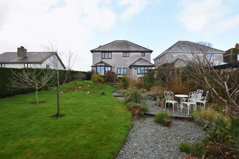 4 Bedrooms Detached House for sale in Laneast, Launceston