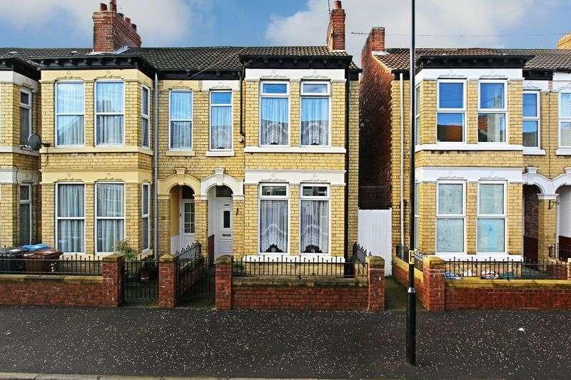 2 Bedrooms Terraced House for sale in Glencoe Street, Hull