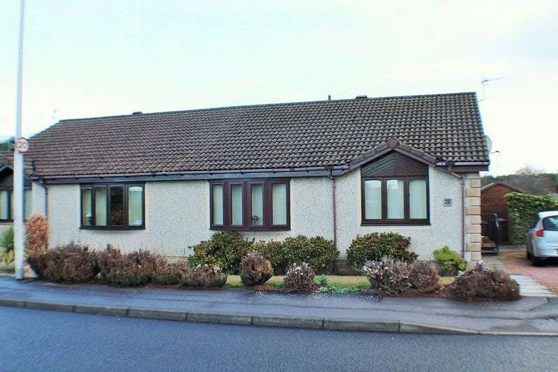 2 Bedrooms Semi Detached Bungalow for sale in 28 Golf Street, Ladybank, Cupar KY15 7NT