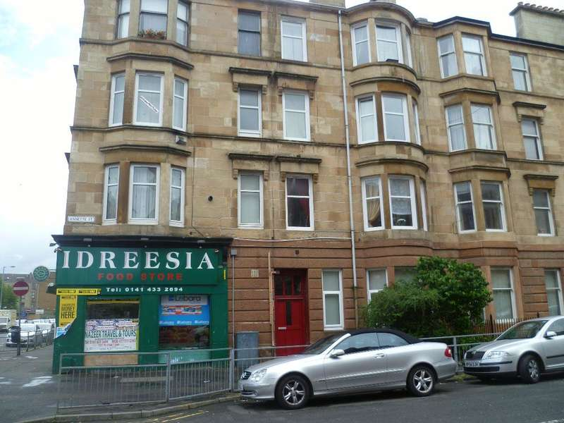 1 Bedroom Flat for rent in Annette Street, Govanhill, Glasgow