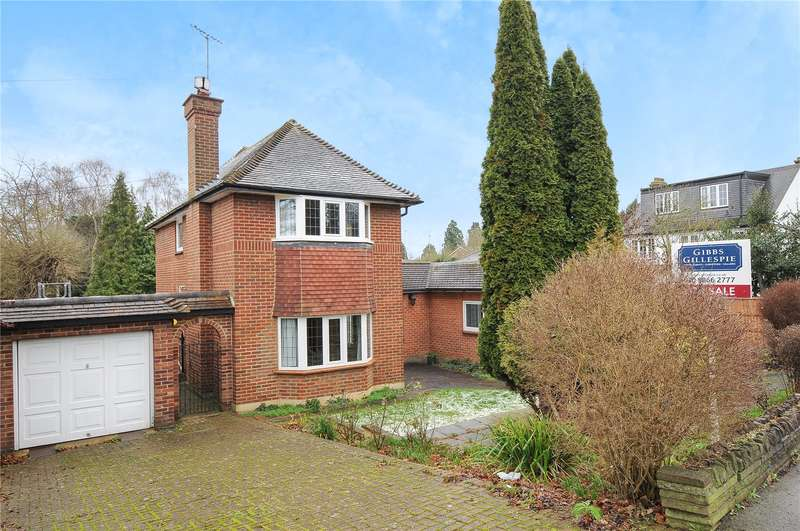 3 Bedrooms House for sale in West End Lane, Pinner, Middlesex, HA5
