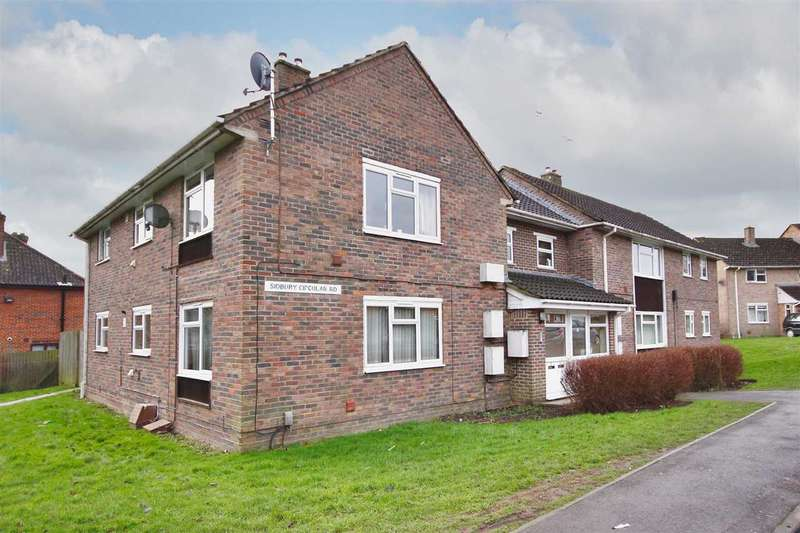 2 Bedrooms Apartment Flat for sale in Sidbury Circular Road, Tidworth