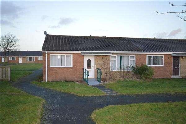 2 Bedrooms Bungalow for sale in Oakwood, Stanley