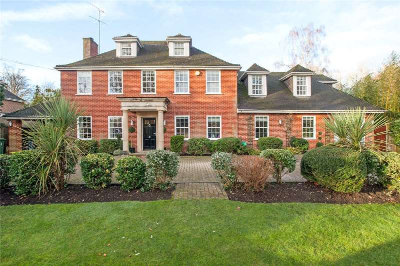 5 Bedrooms Detached House for sale in Woodhurst Road, Maidenhead, Berkshire, SL6