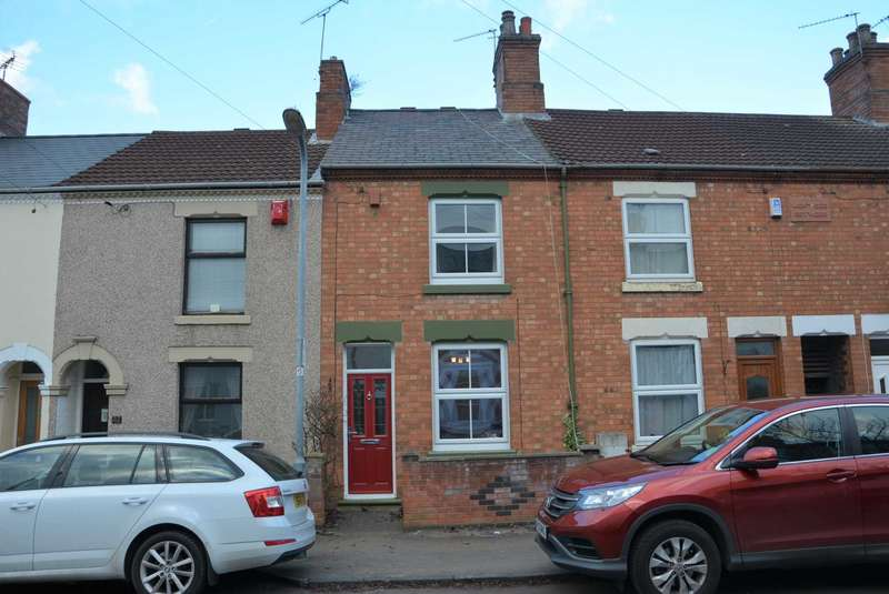 2 Bedrooms Terraced House for sale in Hunter Street, Rugby Town Centre
