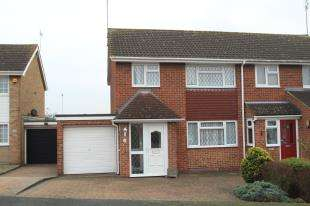 3 Bedrooms Semi Detached House for sale in Hazel End, Swanley