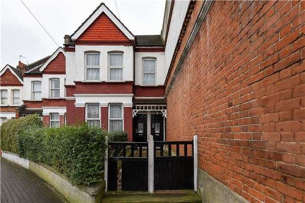 2 Bedrooms Maisonette Flat for sale in Ravenstone Street, London, SW12