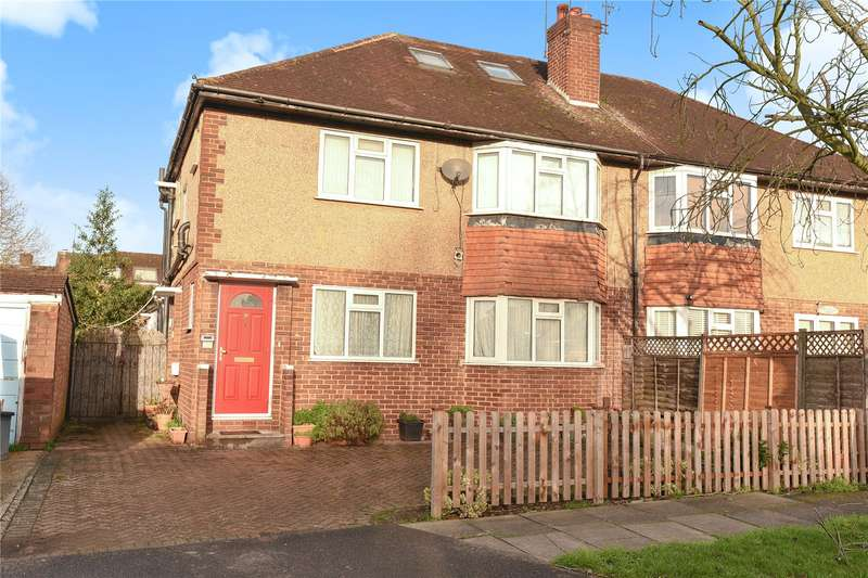 2 Bedrooms Apartment Flat for sale in Primrose Court, Primrose Gardens, South Ruislip, Middlesex, HA4
