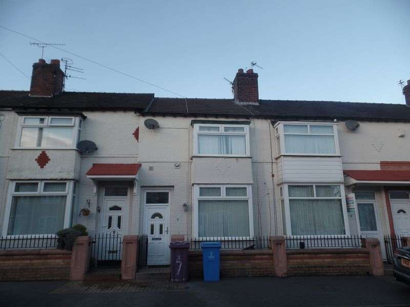 3 Bedrooms House for sale in 7 Cheviot Road, Liverpool
