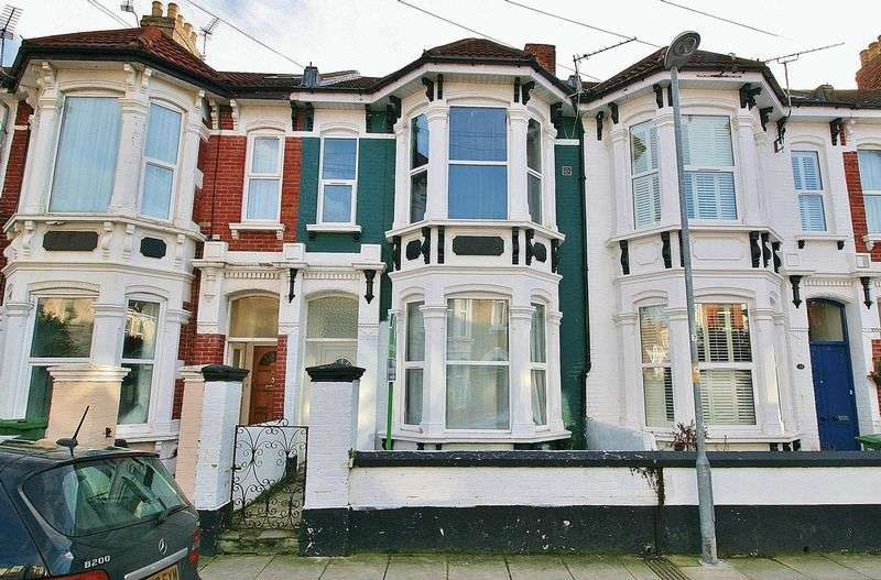 9 Bedrooms Terraced House for sale in Taswell Road, Southsea