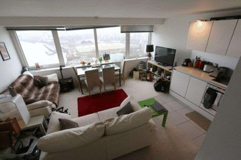 2 Bedrooms Flat for sale in ARAGON TOWER, GEORGE BEARD ROAD, SE8