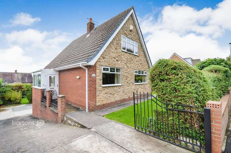 4 Bedrooms Detached House for sale in Hazel Road, Maltby, Rotherham
